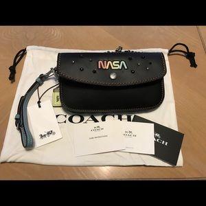 Coach nasa purse handbag wallet
